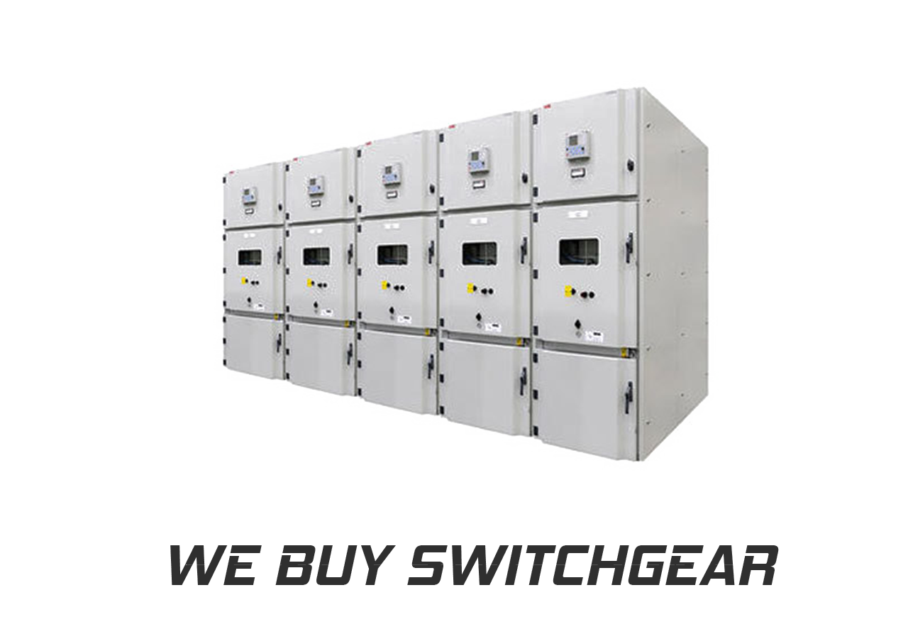 different types of electrical switchgear